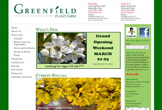 Greenfield Plant Farm with stores in Maineville and Anderson