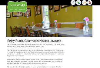 Was trailside in Loveland Ohio, now Plume Eatery in Waynesville Ohio