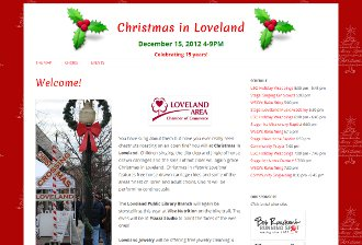 Loveland Ohio's premier winter event Christmas in Loveland
