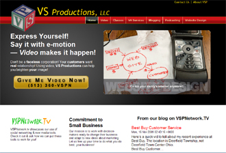 another older site for VS Productions
