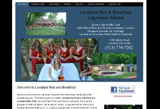 was Loveland's only Bed & Breakfast for a while
