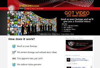 VS Productions provides video editing services