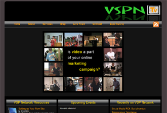 VS Productions oldest site we have preserved