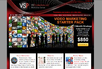 old design for VSP Web and Video