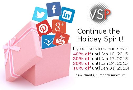 vsp Holiday Savings